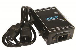AKCP Sensor gesteuertes Relais 220V (bis 300m)