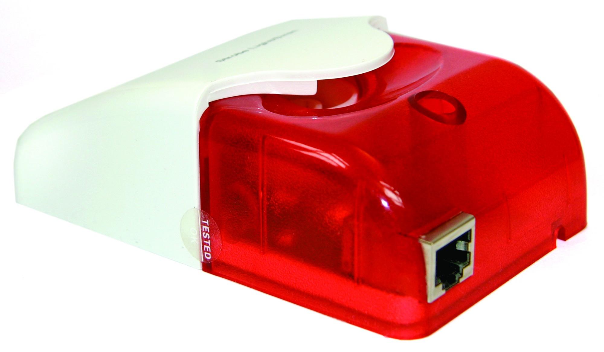 AKCP Sensor Sirene und Stroboskop (bis 300m)