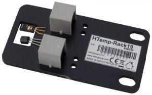 HW group Temperatur- und Luftfeuchtigkeitssensor 1-Wire Rack19