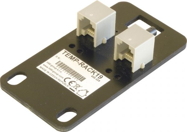 HW group Temperatursensor 1-Wire Rack19