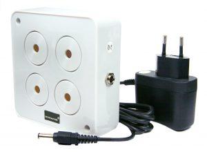 MessPC Sensor Sirene / akustisches Signal