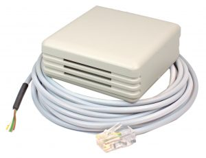 MessPC Sensor Temperatur Wandmontage (3m)