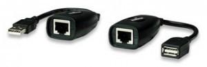 USB Verlängerung Cat5e - bis zu 60m
