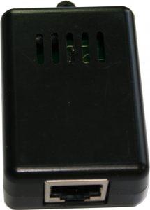Gude expert net control Temp/Luftfeuchtesensor RJ45 Box, bis 30m