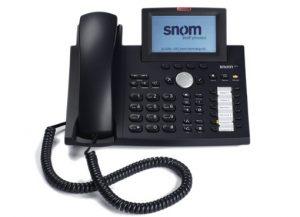 snom 370 - VoIP Telefon (SIP)