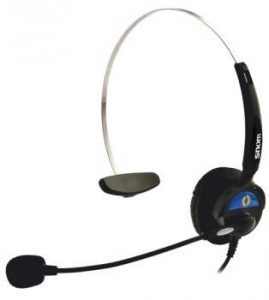 snom Mono-Headset HS-MM2 f. 320/360/370