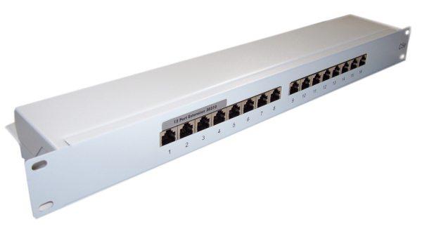 MessPC Erweiterungspanel für Ethernetbox 2