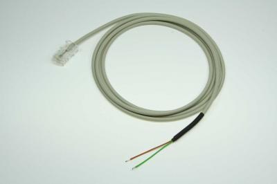 MessPC Anschlusskabel 0..10 Volt für MessPC Ethernetbox 2