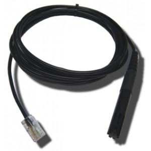 Gude expert net control Temp_Luftfeuchtesensor Kabel 2m