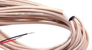 Sensatronics Temperatur Sensor Standard (ca. 7,5m/25ft Kabel) (Ausstellungsstück)