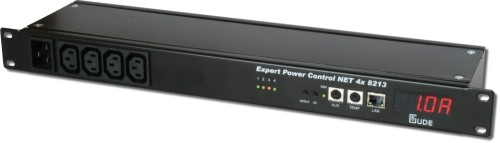 Expert Power Control 8212/8213 - Der vierfach Remote Power Switch für TCP/IP-Netzwerke