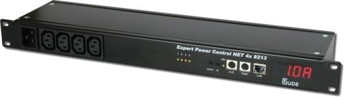 Expert Power Control 8212/8213 - Der vierfach Remote Power Switch für TCP/IP-Netzwerke