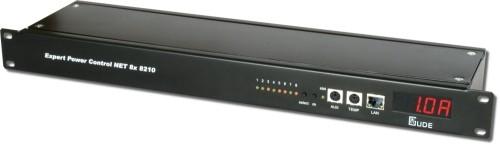 Gude Expert Power Control 8210/8211 - Der achtfach Remote Power Switch für TCP/IP-Netzwerke