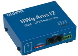 HW Group Ares GSM Thermometer E-Mail/SMS