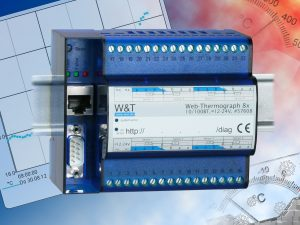 W&T Web-Thermograph8