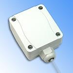 W&T Temperatursensor für den Außenbereich (-50°C bis 90°C)