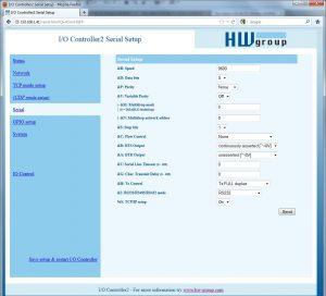 HW group I/O Controller 2