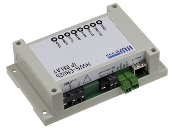 HW group IP Relay HWg-ER02b