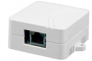 HW group Sensor HTemp-485 Box2 für Poseidon mit RJ45