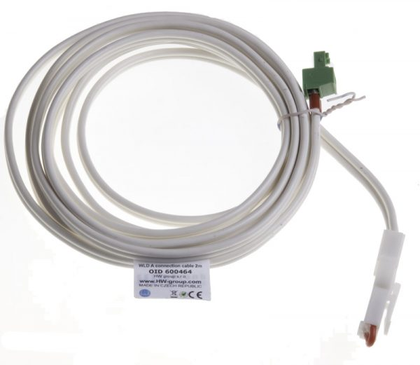 HW group Sensor WLD A connection cable 2m