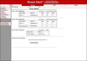 AVTECH Room Alert 3E