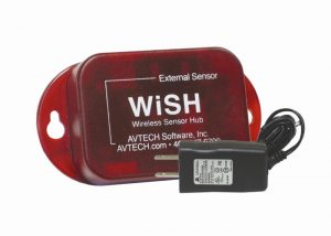 AVTECH Wireless Sensor Hub (WiSH)
