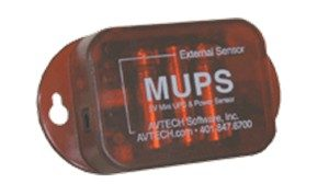AVTECH Mini UPS and Power Sensor