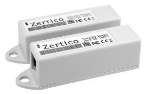 Zertico Sensor Sicherheit