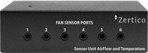 Zertico Sensoreinheit AirFlow und Temperatur