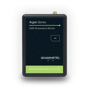 Sequoia Argon - GSM Temperatur