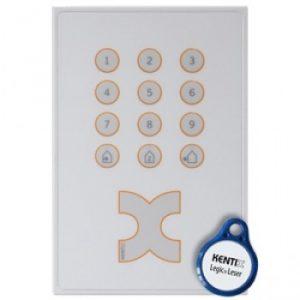 Kentix KeyPad in High White Optik