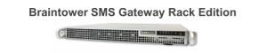 Braintower SMS Gateway Rack Edition