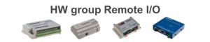 HW group Remote I/O