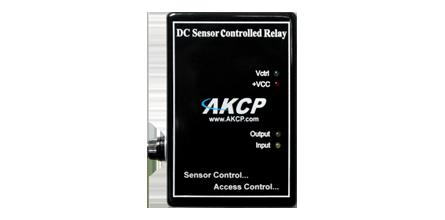 AKCP Sensorgesteuertes Relais für Gleichstrom