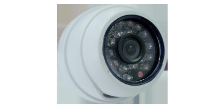 AKCP Universal BNC Kamera mit Anschlusskabel