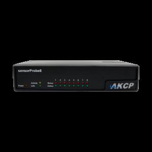 AKCP sensorProbe8