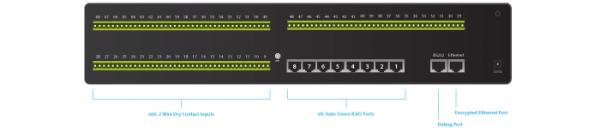 AKCP sensorProbeSP8-X60 Back