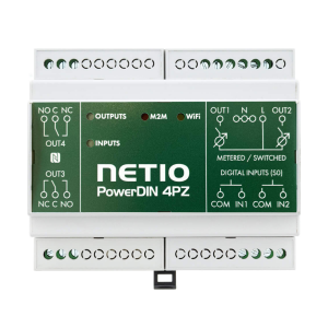 NETIO PowerDIN 4PZ